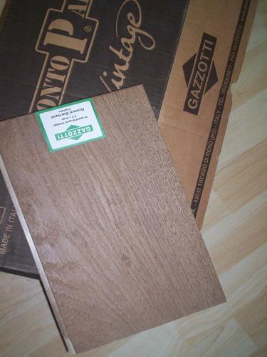 Offerta parquet maxi plancia gazzotti vintage rovere for Prezzi parquet gazzotti