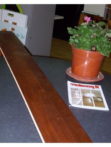 offerta parquet merbau prefinito maxi plancia a 3 strep foto. Black Bedroom Furniture Sets. Home Design Ideas